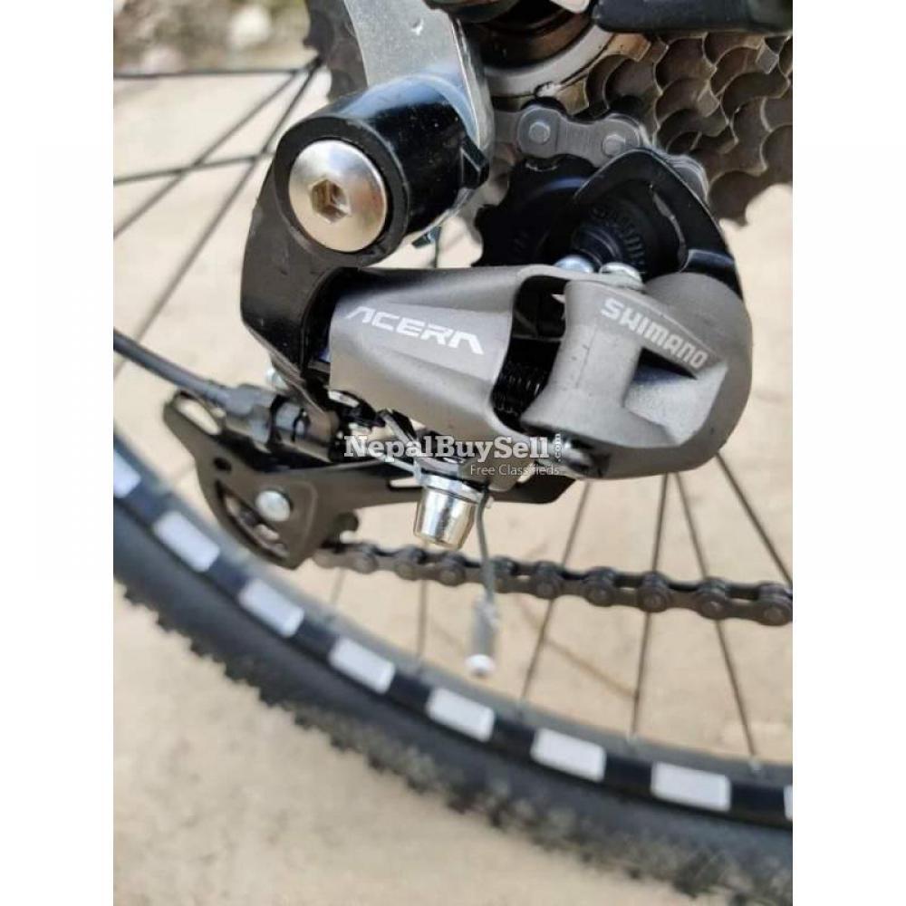 CANDOR (OXFORD) Mountain Bike - 5/8