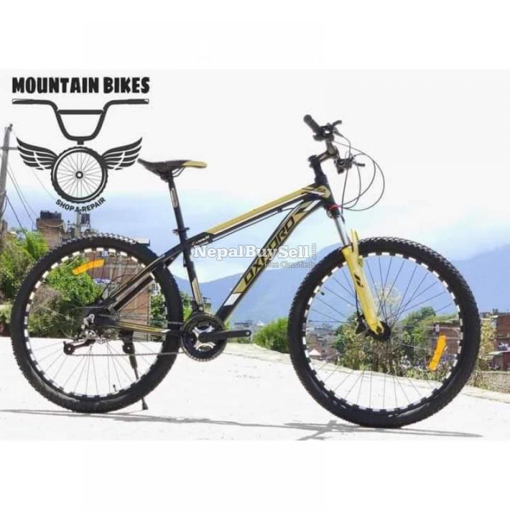 CANDOR (OXFORD) Mountain Bike - 6/8