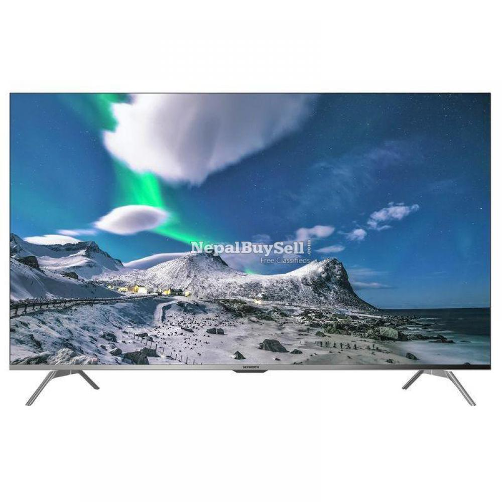 "Skyworth Led Tv 50""inch (50suc9300 Google Android) - 1/1"