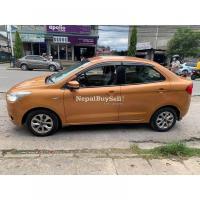 Ford aspire TITANIUM 2016 on sell