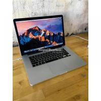 Macbook Pro 15 Inches, I7, 8 Gb Ram