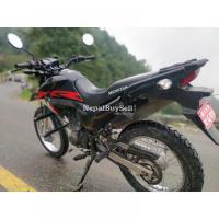 Honda XR190
