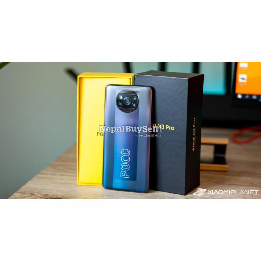 Poco X3 Pro Sealed Pack - 1/1