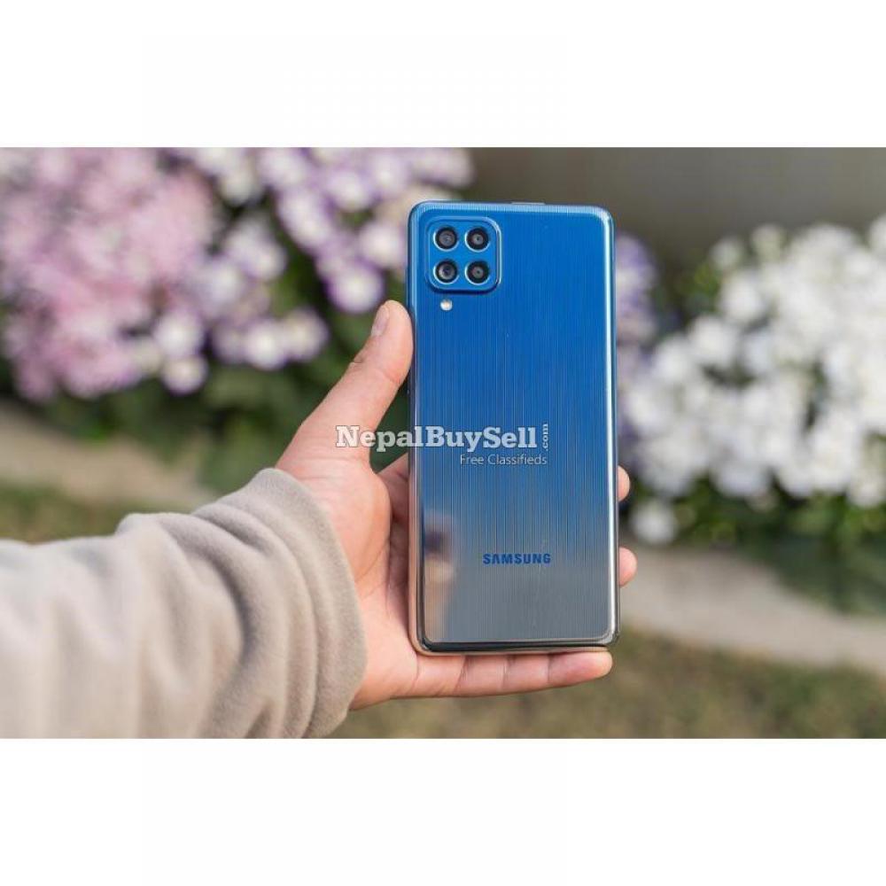 Samsung M62 (vat Bill And Warrenty) - 1/1