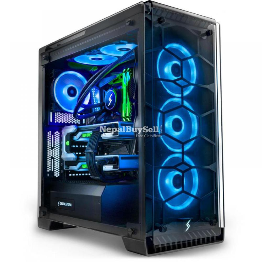 Gaming Pc With Intel I5 10 Gen Processor - 1/1