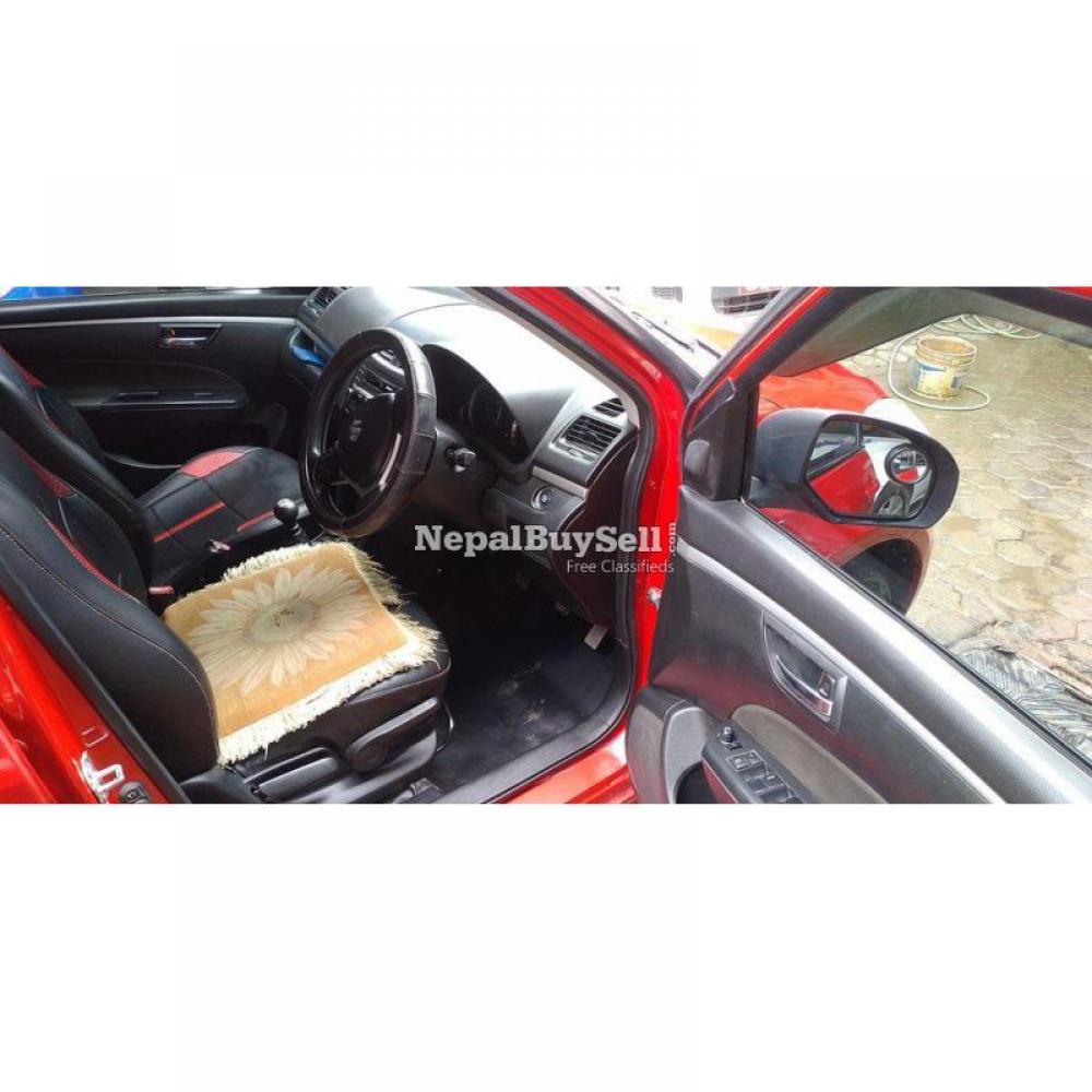Suzuki swift zxi 2015 - 3/3