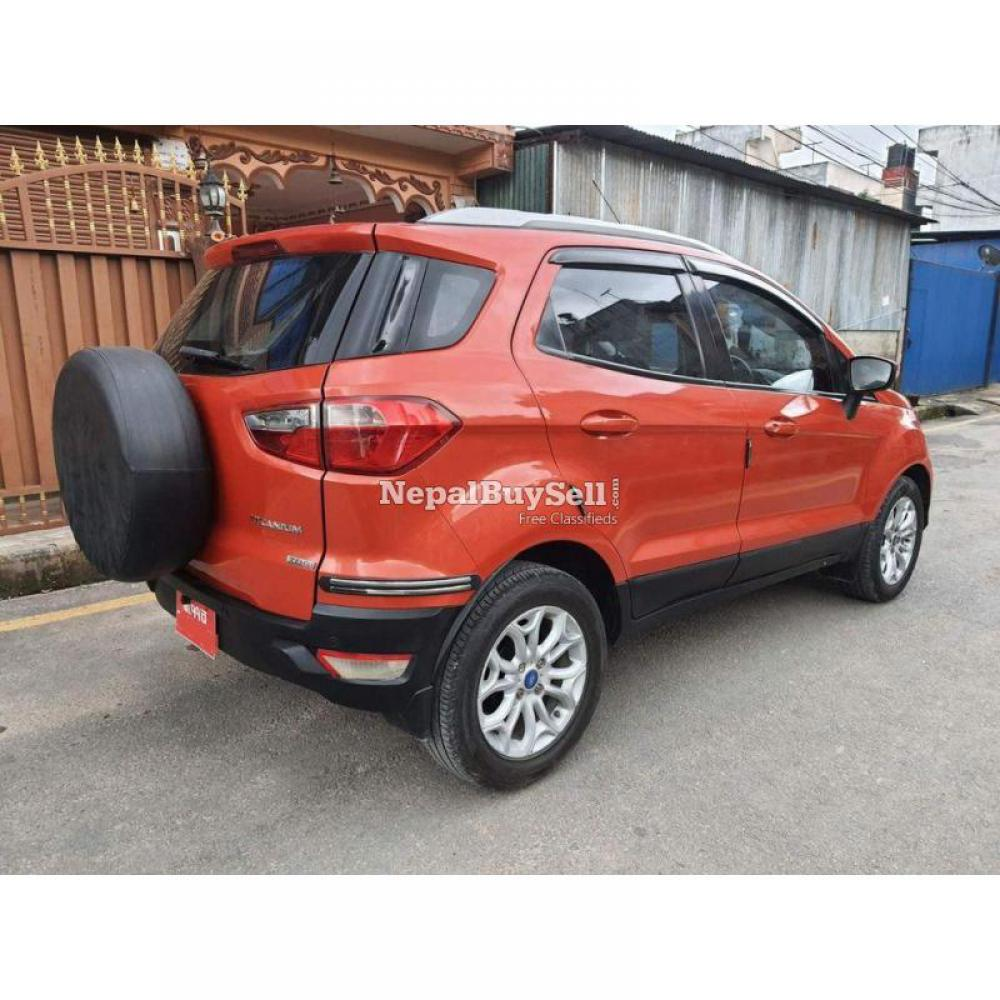 2014 Ford ecosport titanium diesel - 4/7