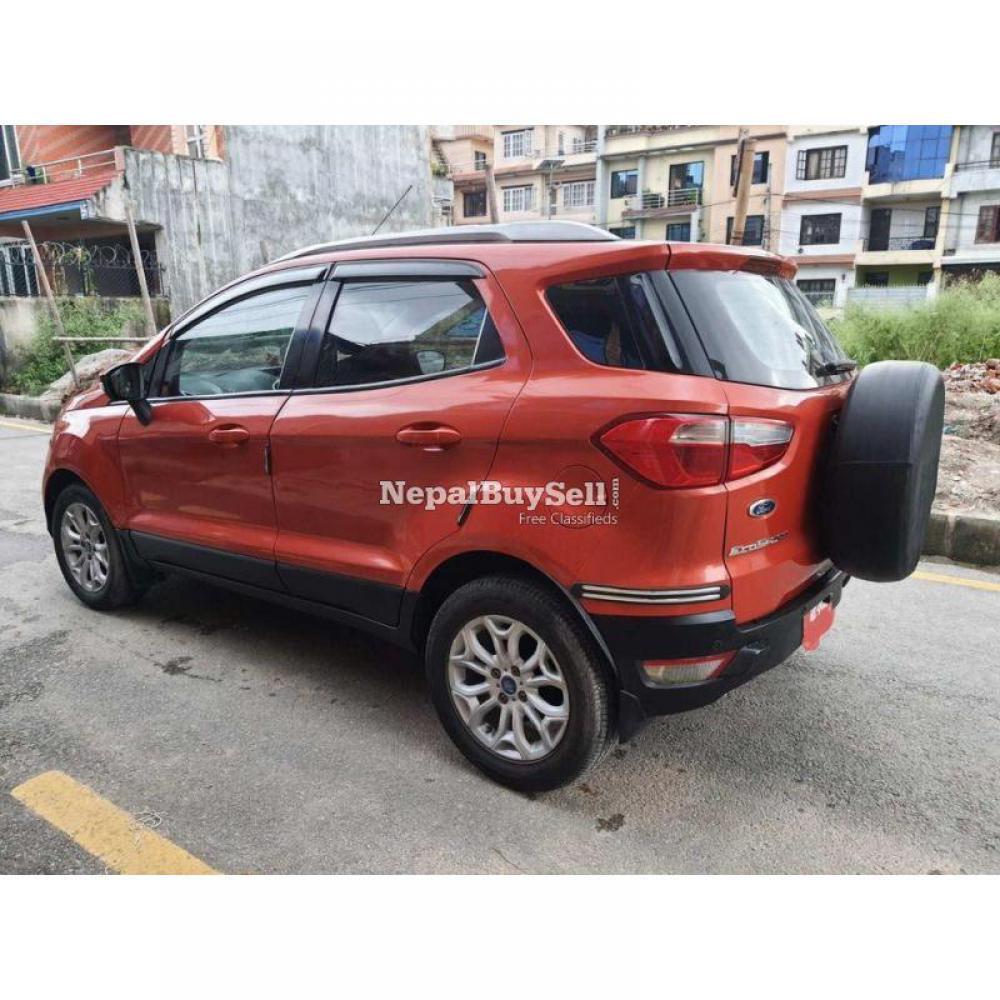 2014 Ford ecosport titanium diesel - 6/7