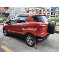 2014 Ford ecosport titanium diesel - Image 6/7