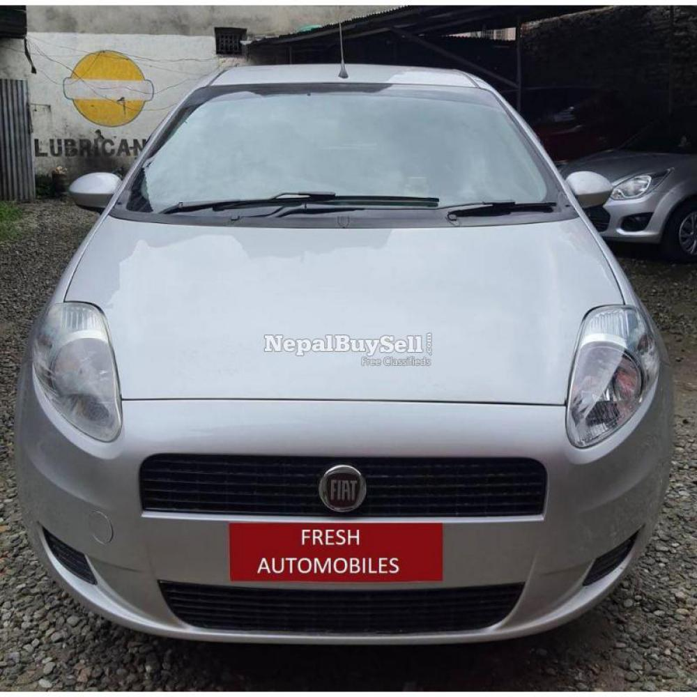 2011 Fiat putno emotion - 3/7
