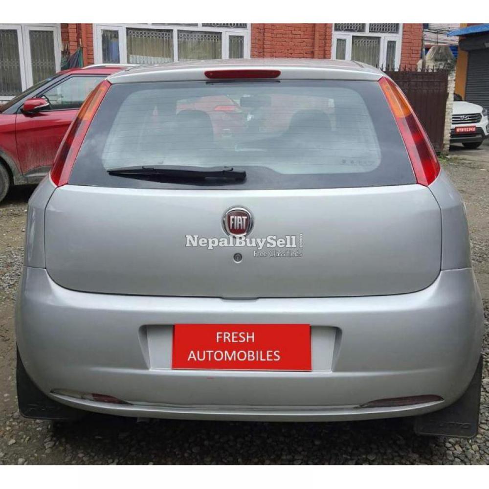 2011 Fiat putno emotion - 4/7