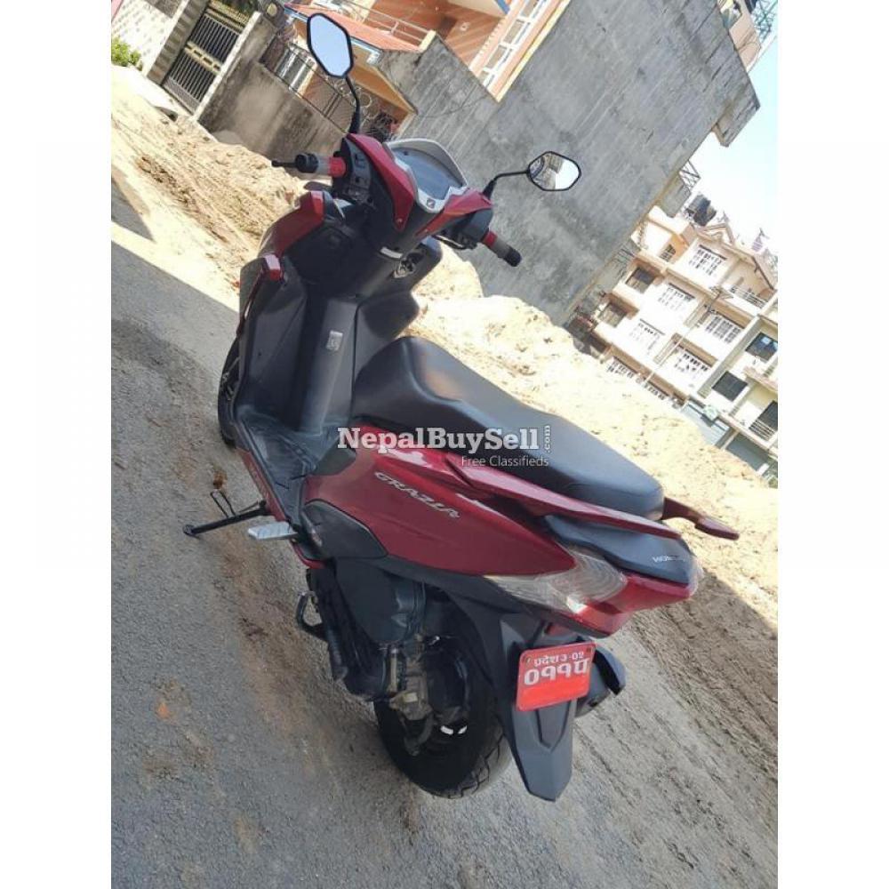 Single Owner Honda Grazia 125 - 3/5