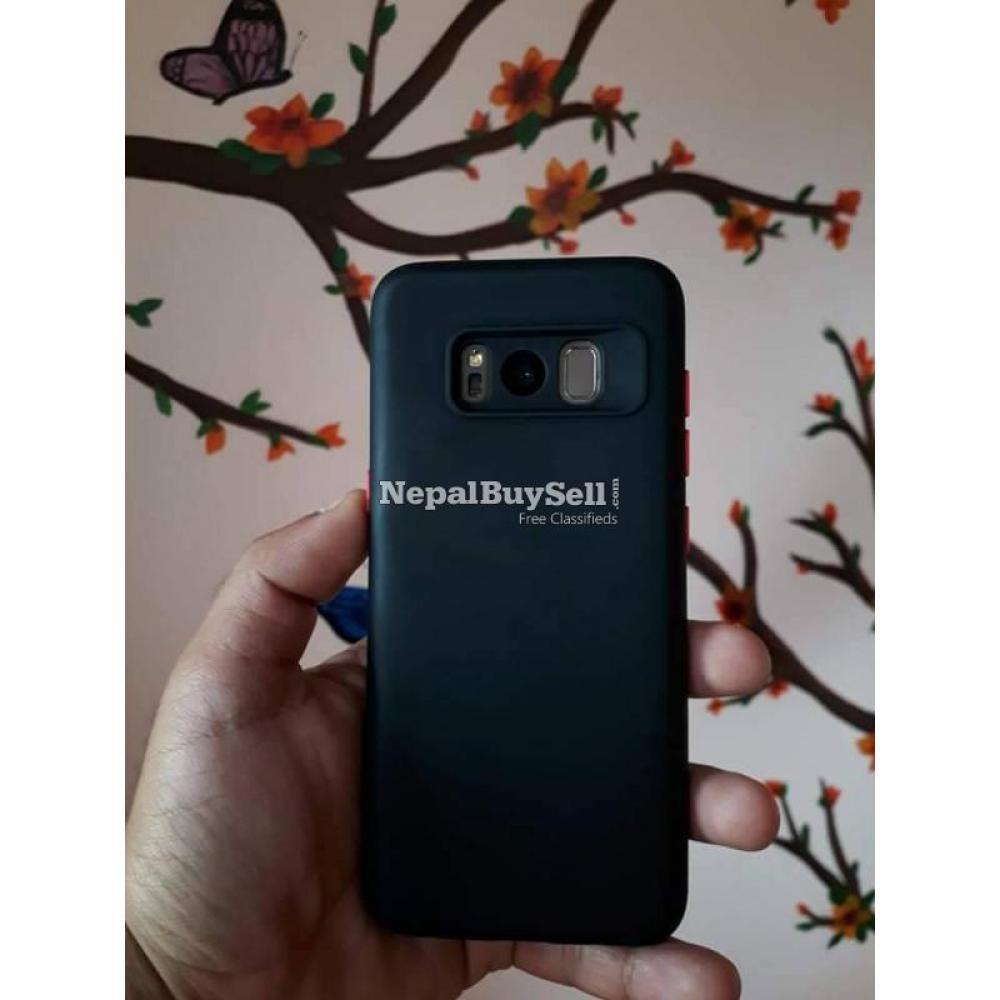 Samsung galaxy s8 - 4/5