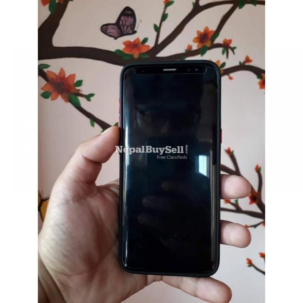 Samsung galaxy s8 - 5/5