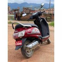 Suzuki scooty 125cc single hand 90 lot