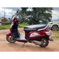 Suzuki scooty 125cc single hand 90 lot - Image 3/4
