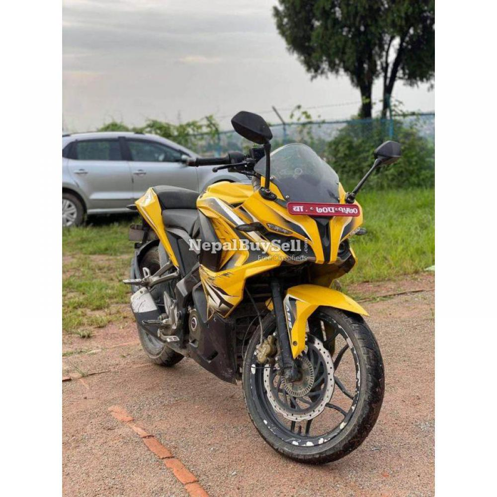 Rs 200 cc - 1/4