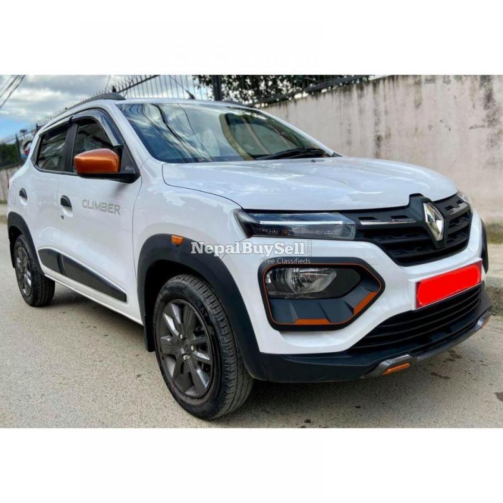 Renault Kwid Climber 1.0 Rxt'O' 2021 - 1/7