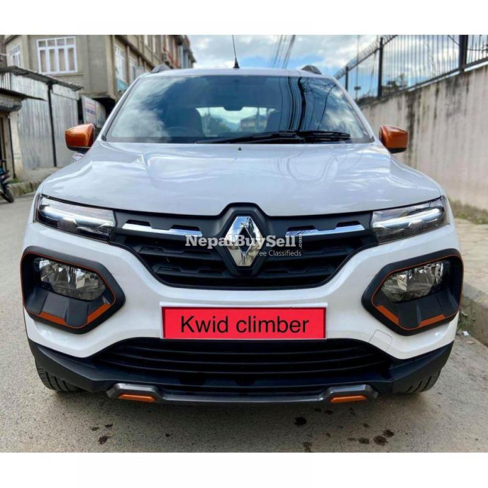 Renault Kwid Climber 1.0 Rxt'O' 2021 - 3/7