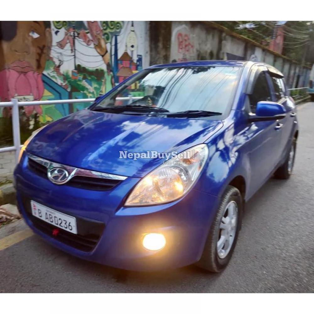 Hyundai I20 astha 2010 - 1/5