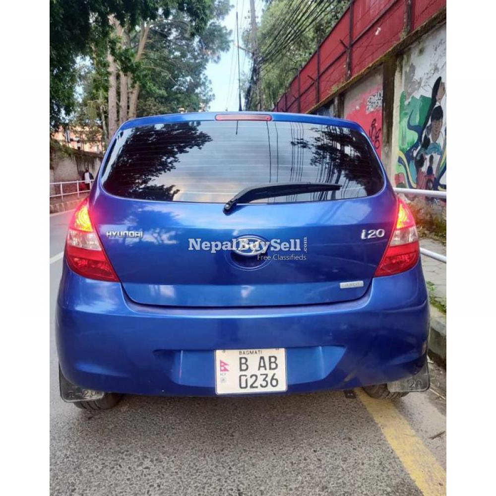 Hyundai I20 astha 2010 - 3/5