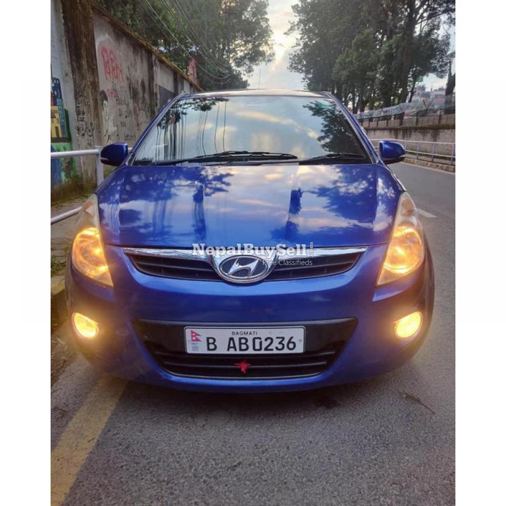 Hyundai I20 astha 2010 - 4/5