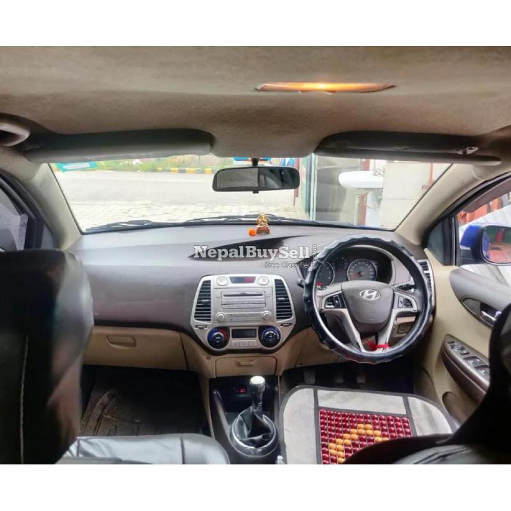 Hyundai I20 astha 2010 - 5/5