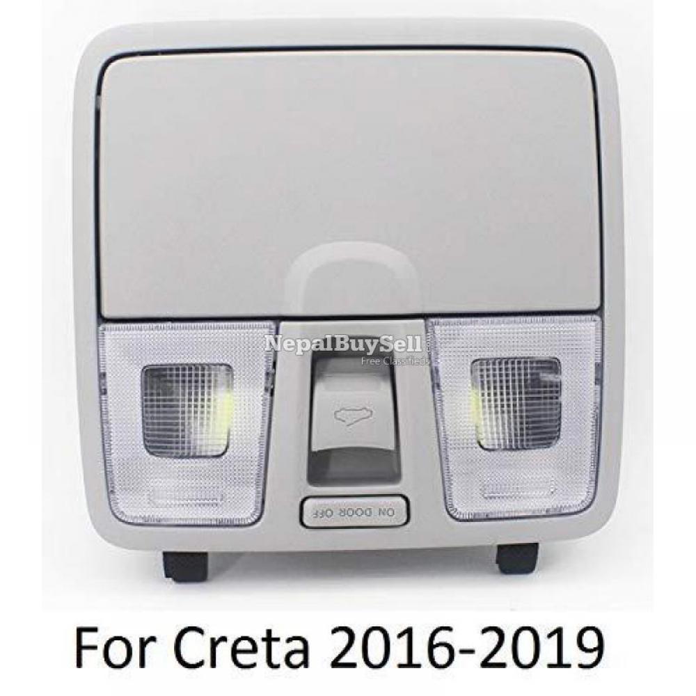 Creta Cabin Lamp With Glass Holder - 2/2