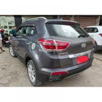 Hyundai Creta Sx Plus 2015