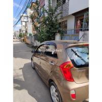 Kia picanto 2012 model full option