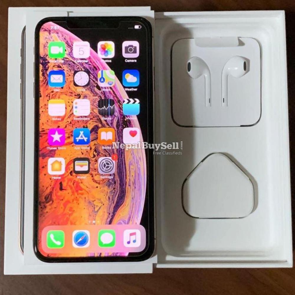 iphone xs max - 1/2