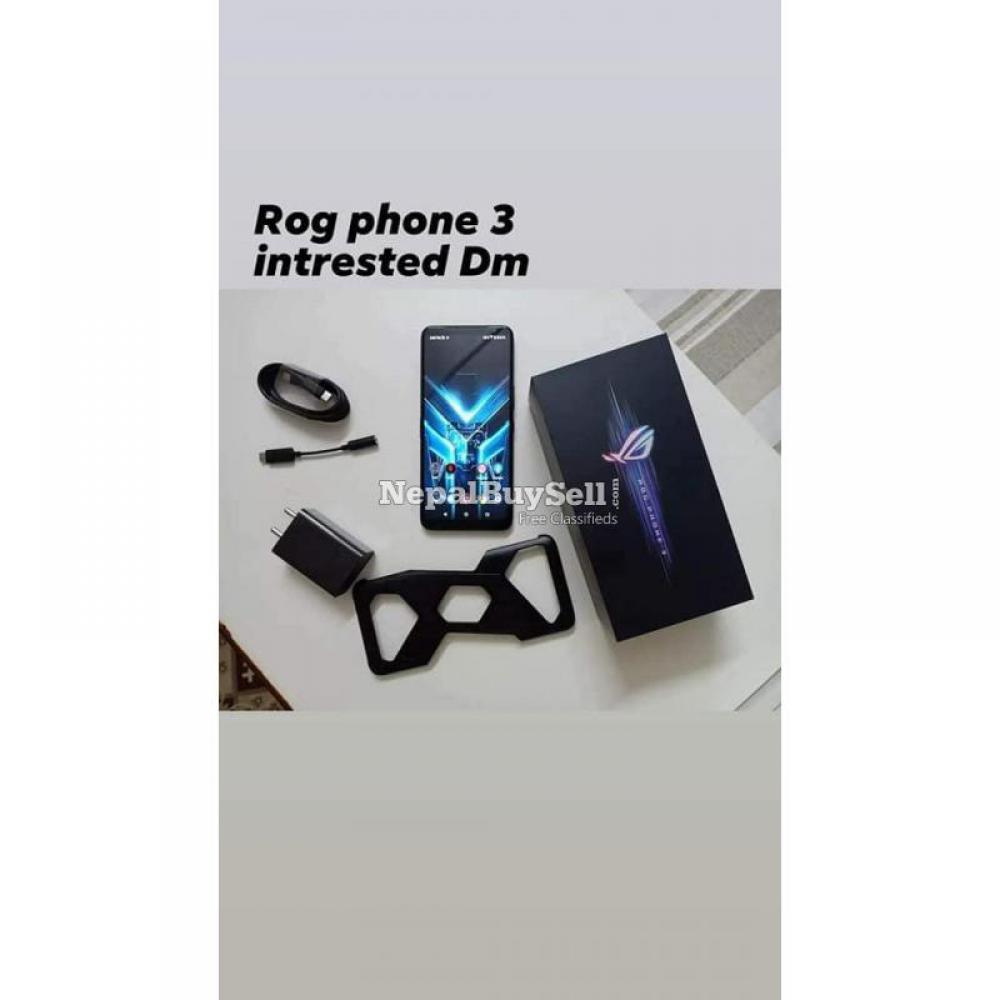 Rog phone 3 - 2/3