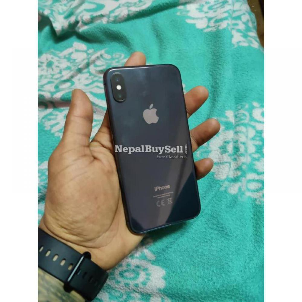 iphone x 256gb - 1/2