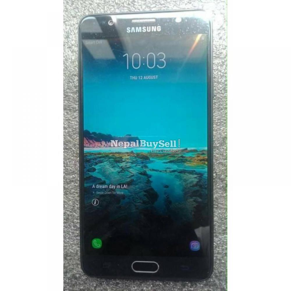 Samsung j7 max - 1/2