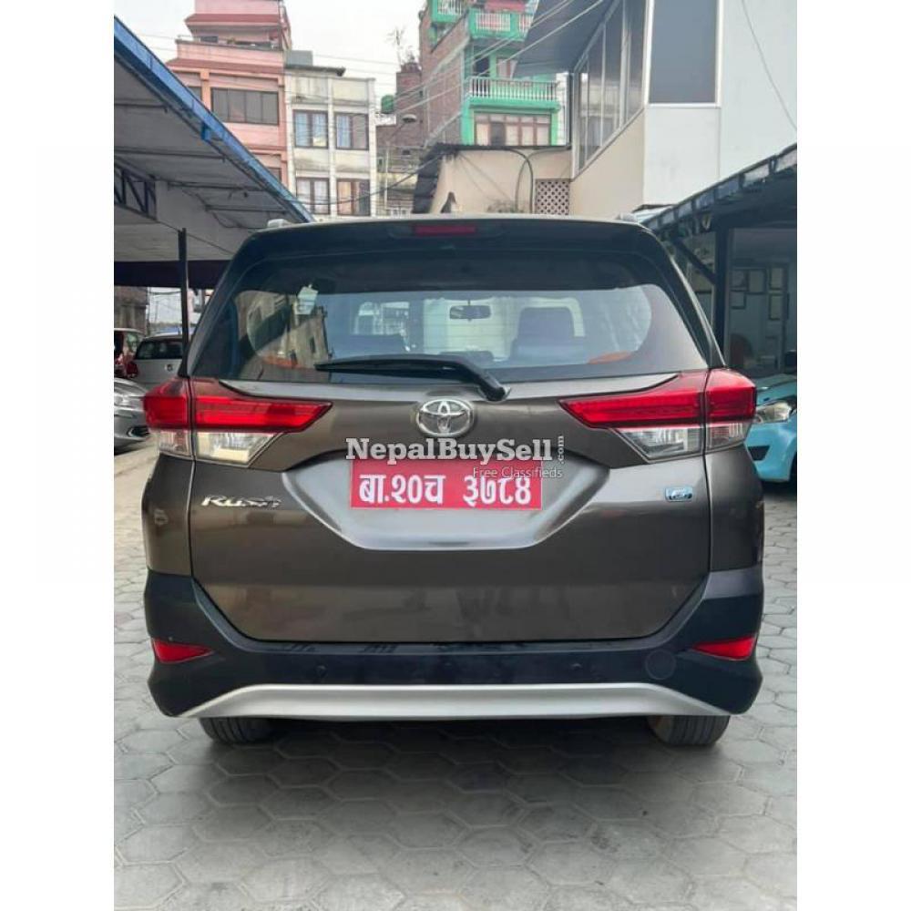 Toyota rush G - 5/8