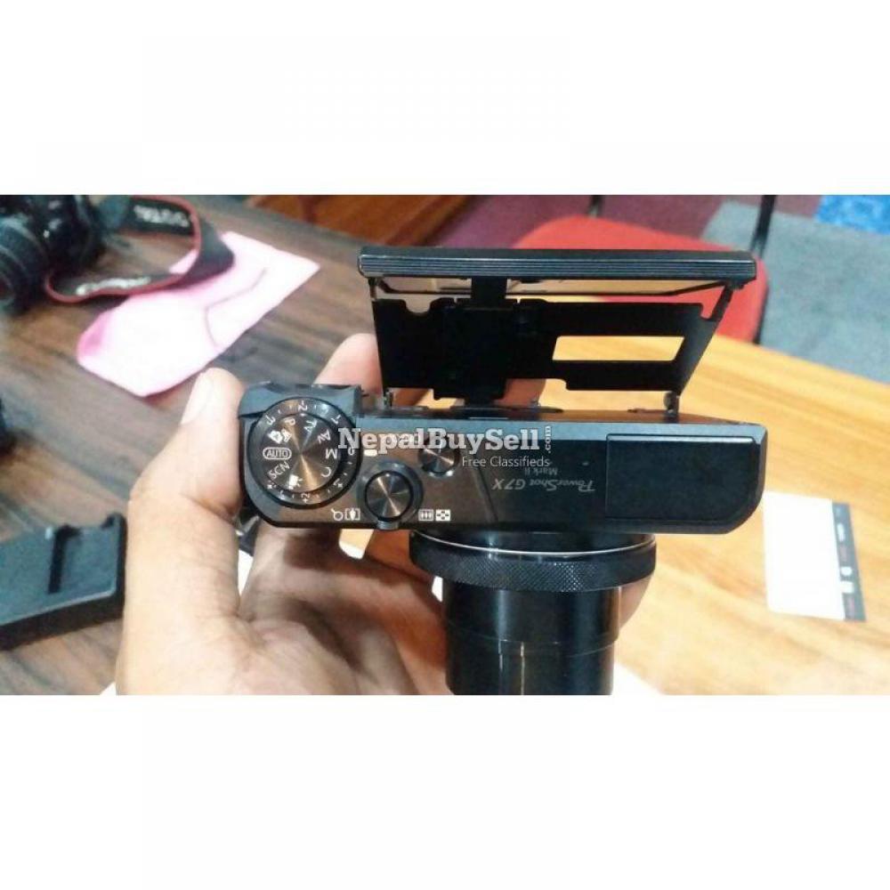 Canon G7X Mark II - 6/8