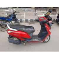 Alpha Scooty on sell