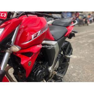 Yamaha Fz 150 V2