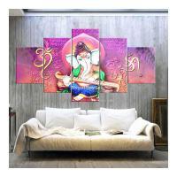 5-Panel Canvas Wall Art - Image 6/10