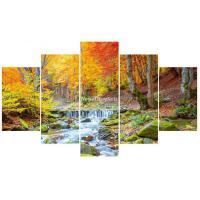 5-Panel Canvas Wall Art - Image 8/10