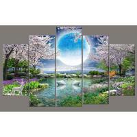 5-Panel Canvas Wall Art - Image 10/10