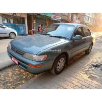 Toyota Auto gear 1993 fully automatic