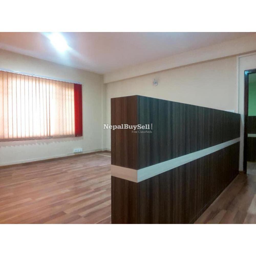 Office space on rent at Lazimpat pani pokhari - 4/6