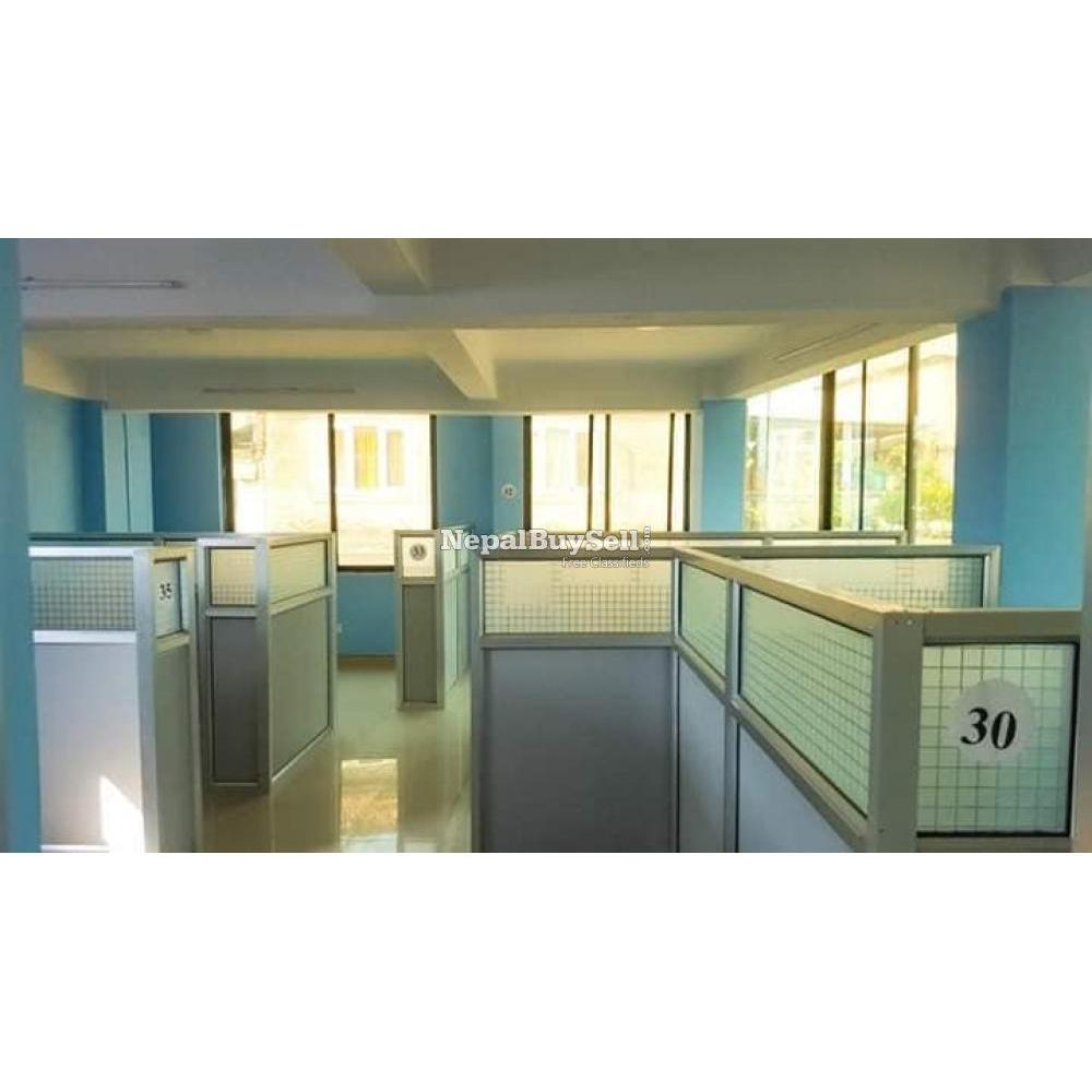 Office space on rent at Basudhara for office only - 1/3