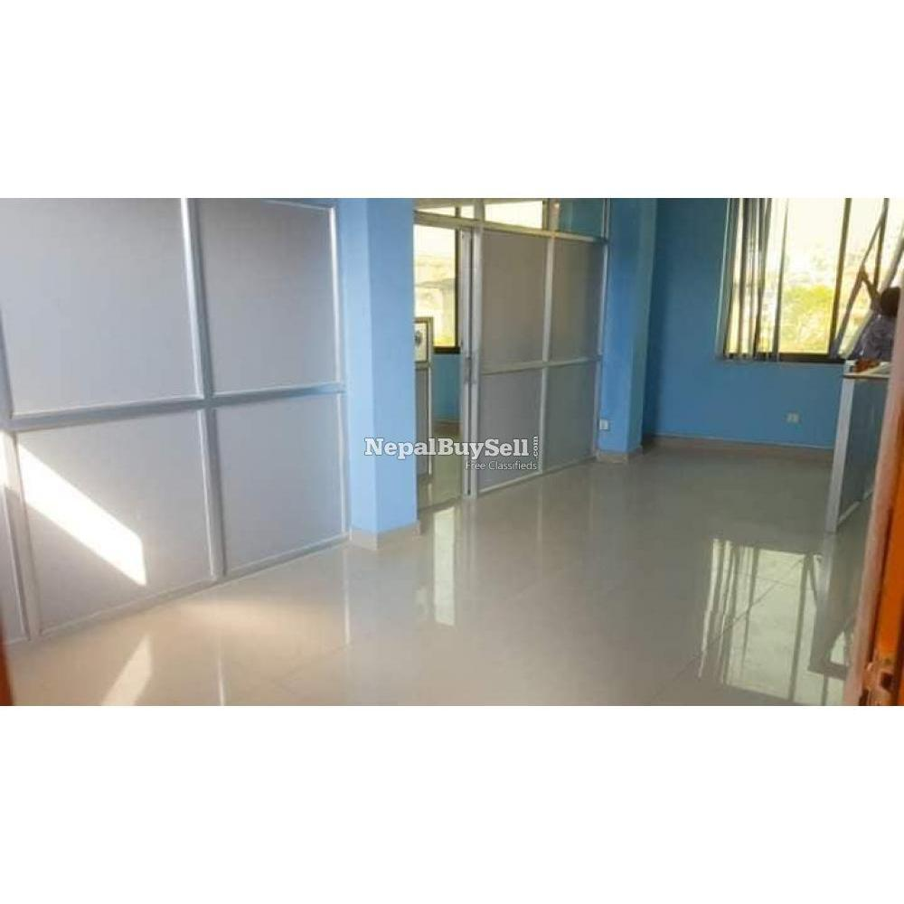 Office space on rent at Basudhara for office only - 2/3