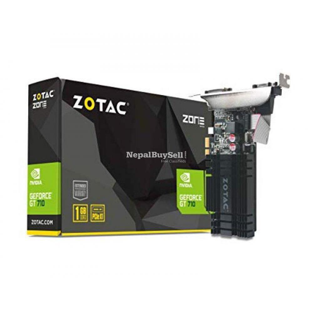 Nvidia G Force 2gb Gt710 New Arrival Whole Sale Limited Stocks - 1/1