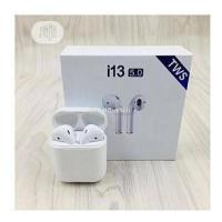 I13 Tws Wireless Earbuds Bt 5.0 Headphones Stereo With Charger Box