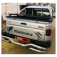 Mahindra scorpio pickup 4wd 2016 model