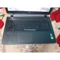 hp pavillion 15 notebook i7 - Image 4/5
