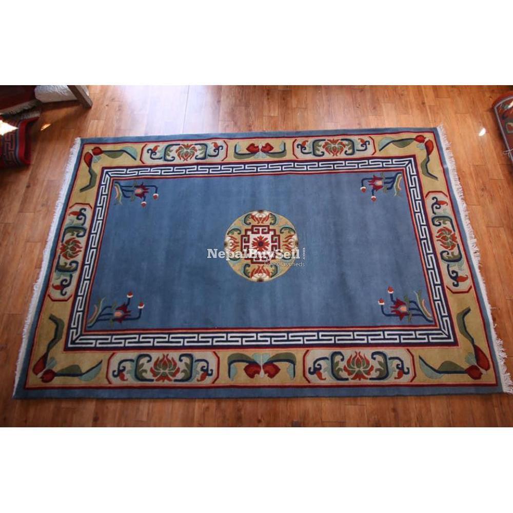 Nepali handmade carpet - 2/16